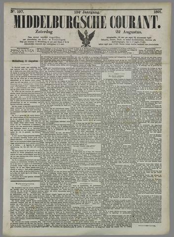 Middelburgsche Courant 1891-08-22