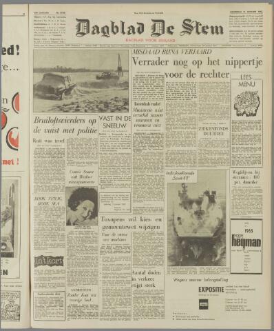 de Stem 1964-12-31