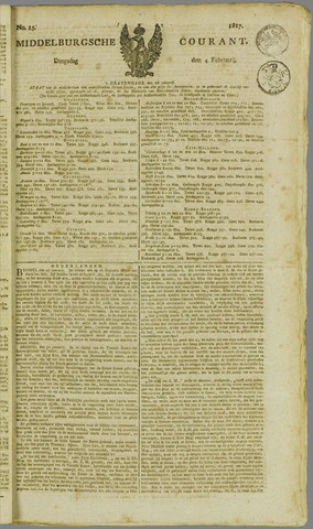 Middelburgsche Courant 1817-02-04