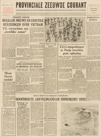 Provinciale Zeeuwse Courant 1965-07-14