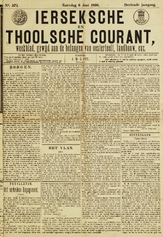 Ierseksche en Thoolsche Courant 1896-06-06
