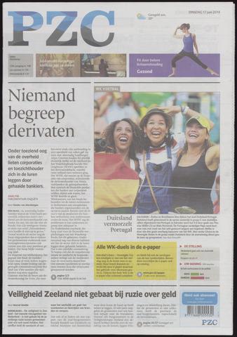 Provinciale Zeeuwse Courant 2014-06-17