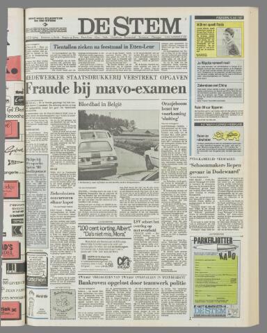 de Stem 1987-05-13