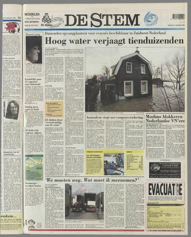 de Stem 1995-01-31