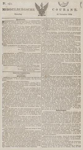 Middelburgsche Courant 1832-11-24