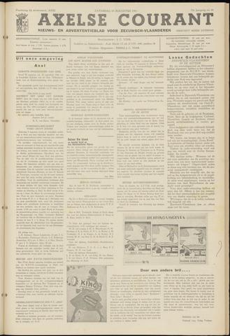 Axelsche Courant 1961-08-19