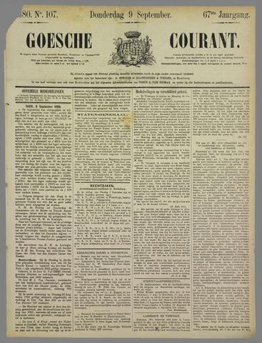 Goessche Courant 1880-09-09