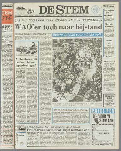 de Stem 1986-02-11