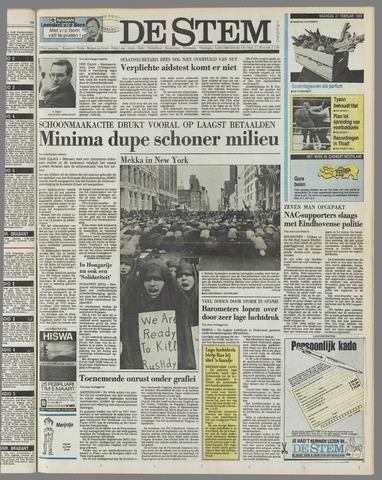 de Stem 1989-02-27