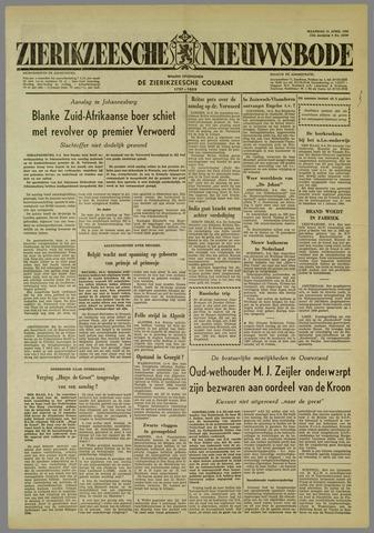Zierikzeesche Nieuwsbode 1960-04-11