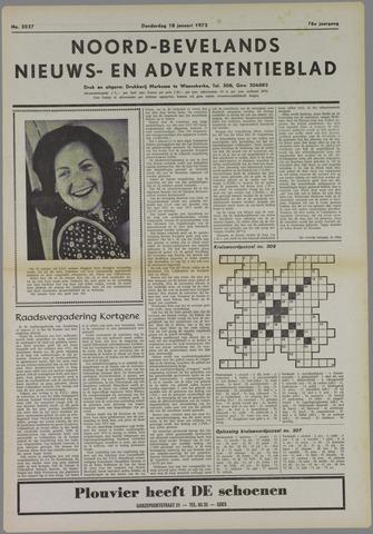 Noord-Bevelands Nieuws- en advertentieblad 1973-01-18