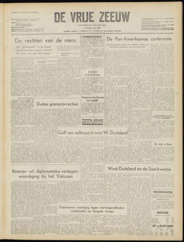 de Vrije Zeeuw 1954-03-11