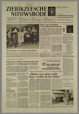 Zierikzeesche Nieuwsbode 1984-01-09