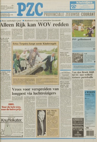Provinciale Zeeuwse Courant 1994-09-28