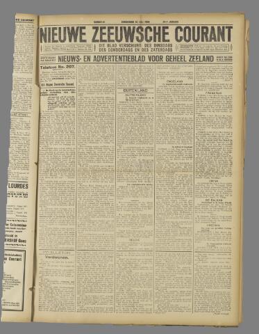 Nieuwe Zeeuwsche Courant 1924-07-10