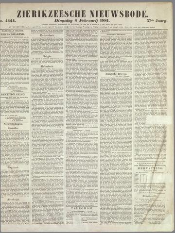 Zierikzeesche Nieuwsbode 1881-02-08