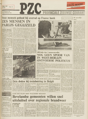 Provinciale Zeeuwse Courant 1975-02-28
