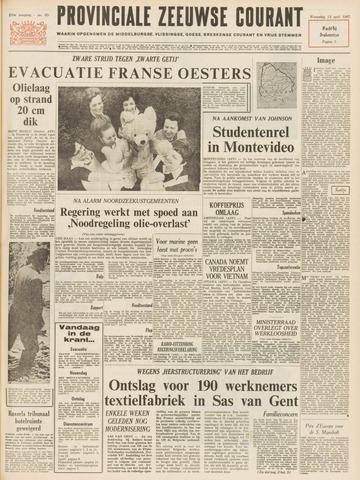 Provinciale Zeeuwse Courant 1967-04-12