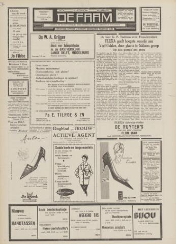 de Faam en de Faam/de Vlissinger 1963-10-11