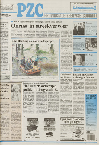 Provinciale Zeeuwse Courant 1995-01-11