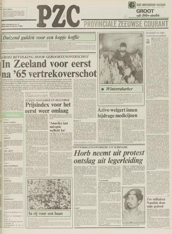 Provinciale Zeeuwse Courant 1983-01-08