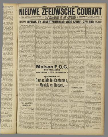 Nieuwe Zeeuwsche Courant 1925-10-06
