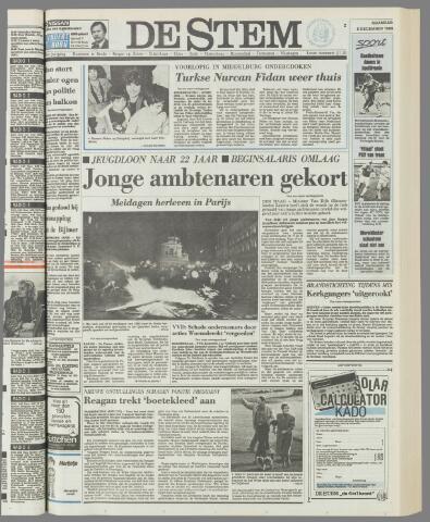 de Stem 1986-12-08