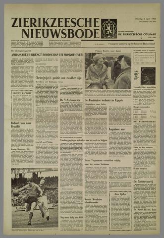 Zierikzeesche Nieuwsbode 1963-04-02