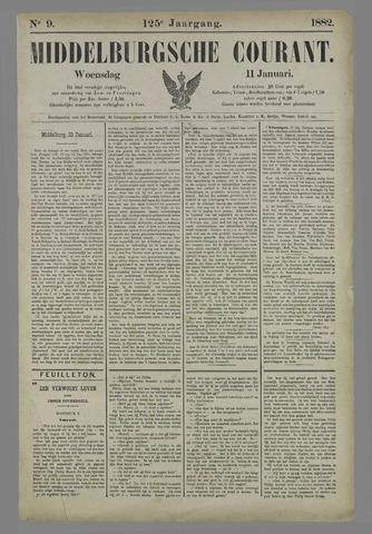 Middelburgsche Courant 1882-01-11