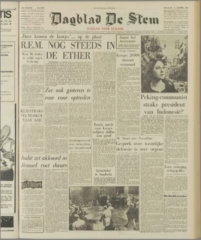 de Stem 1964-12-15