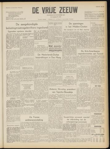 de Vrije Zeeuw 1957-11-20