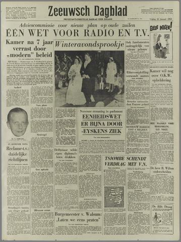 Zeeuwsch Dagblad 1961-01-13