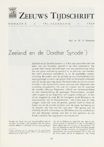 Zeeuws Tijdschrift 1969-05-01
