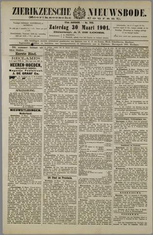 Zierikzeesche Nieuwsbode 1901-03-30