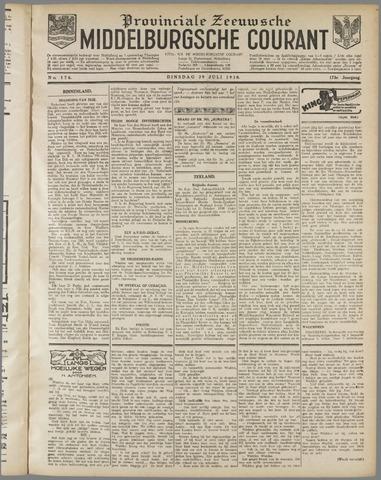 Middelburgsche Courant 1930-07-29