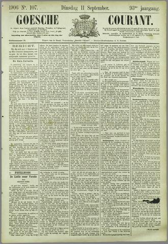 Goessche Courant 1906-09-11
