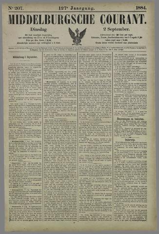 Middelburgsche Courant 1884-09-02