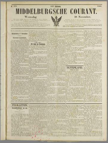 Middelburgsche Courant 1908-11-18