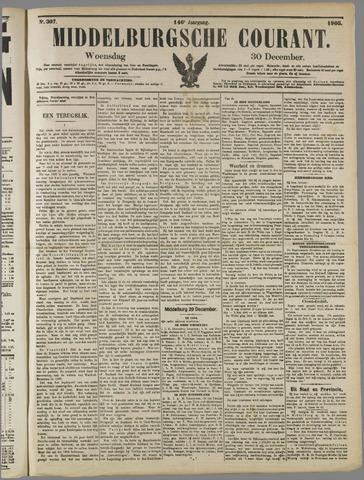 Middelburgsche Courant 1903-12-30