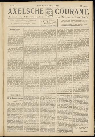 Axelsche Courant 1937-07-06