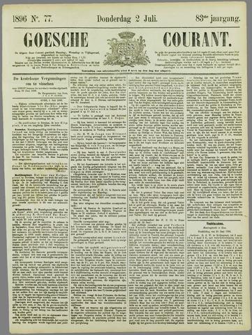 Goessche Courant 1896-07-02