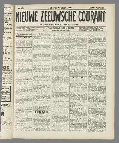 Nieuwe Zeeuwsche Courant 1907-03-23