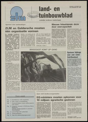 Zeeuwsch landbouwblad ... ZLM land- en tuinbouwblad 1991-10-04