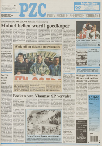 Provinciale Zeeuwse Courant 1995-03-16