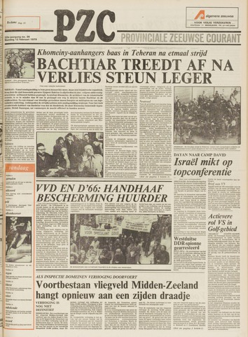 Provinciale Zeeuwse Courant 1979-02-12