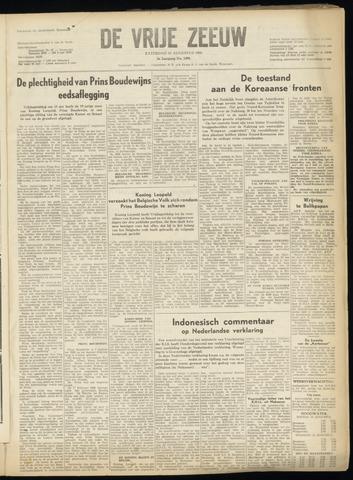 de Vrije Zeeuw 1950-08-12