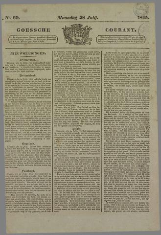 Goessche Courant 1845-07-28