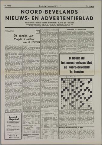 Noord-Bevelands Nieuws- en advertentieblad 1978-08-03