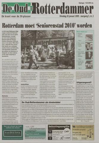 Watersnood documentatie 1953 - kranten 2009-01-20