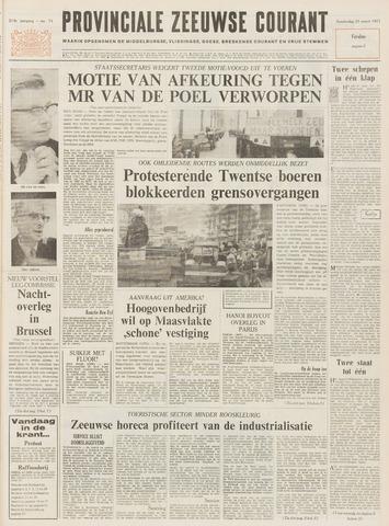Provinciale Zeeuwse Courant 1971-03-25